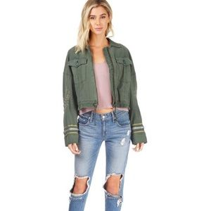 🌟NWT🌟 Free People Moss Extreme Jacket